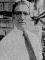 """Joseph Corbi - a documented """"soldier"""" in the Baltimore Regime, Joe ran numbers and bookmaking under his brothers Frank's auspices. They also later developed a nationwide frozen pizza crust company that was later inherited by their children and grandchildren."""