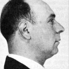 Guiseppe (Pep) Cotroni as a young mafioso