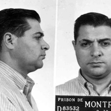 1963 prison photo of the young Calabrian Paolo Violi