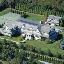An Upper Brookville mansion