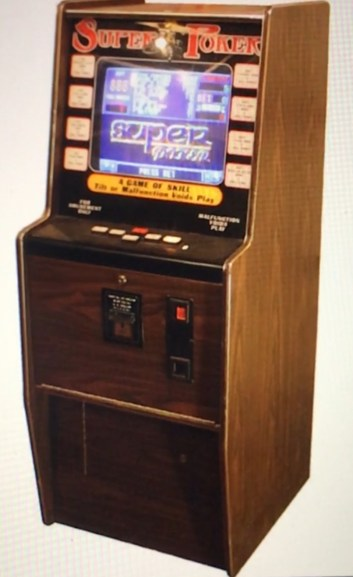 Illegal video gambling machines, a cash cow for the mob!