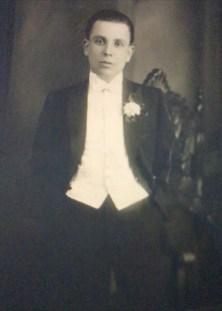 Joe Zerilli as a young mafioso