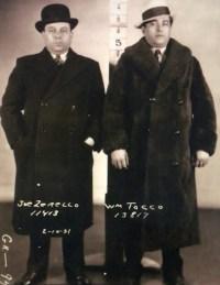 1931 - Joe Zerilli and Black Bill Tocco