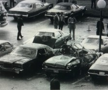 1977 - what's left of Danny Greene