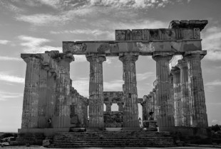 Some ancient ruins in Sicily