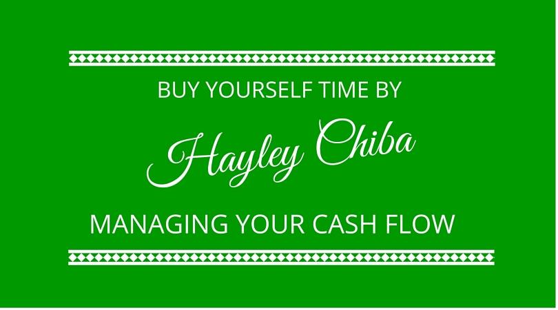 #11 Managing Cashflow with Hayley Chiba