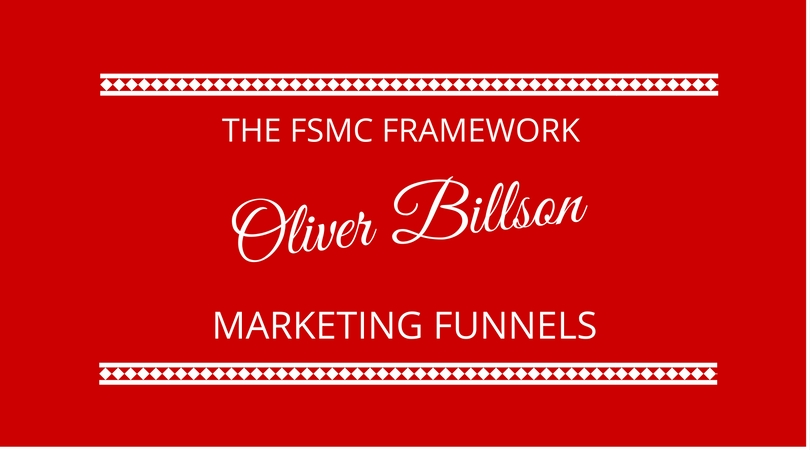 Marketing Funnels and FSMC with Oliver Billson