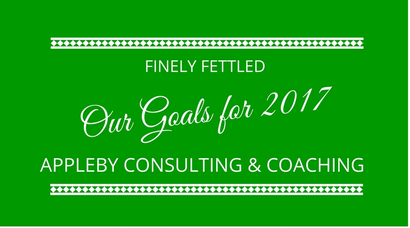 #52 Our 2017 Goals and Objectives