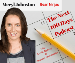 Meryl Johnston - Bean Ninjas and cloud accounting in the next 100 days