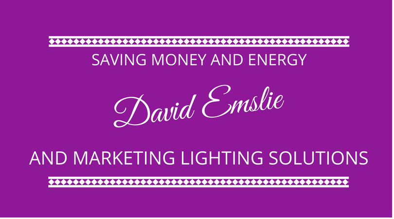 #79 Save lighting costs with David Emslie