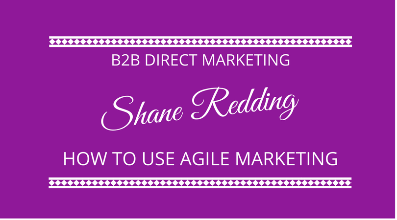 #83 Agile Marketing with Shane Redding