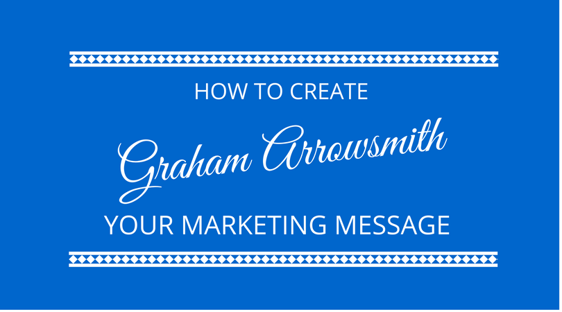 How to Create a Powerful Marketing Message