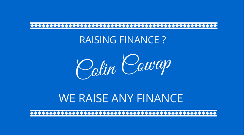 #120 Colin Cowap – Raising Finance – The Next 100 Days Podcast