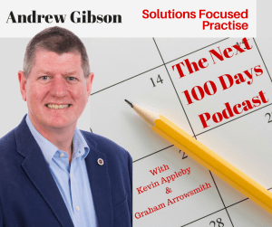 solutions focussed practice with Andrew Gibson
