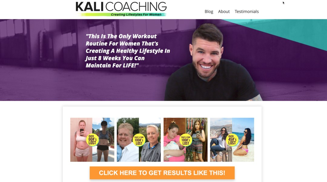 Workout, Kai Coaching, Jay Kali, The Next 100 Days Podcast, Graham Arrowsmith