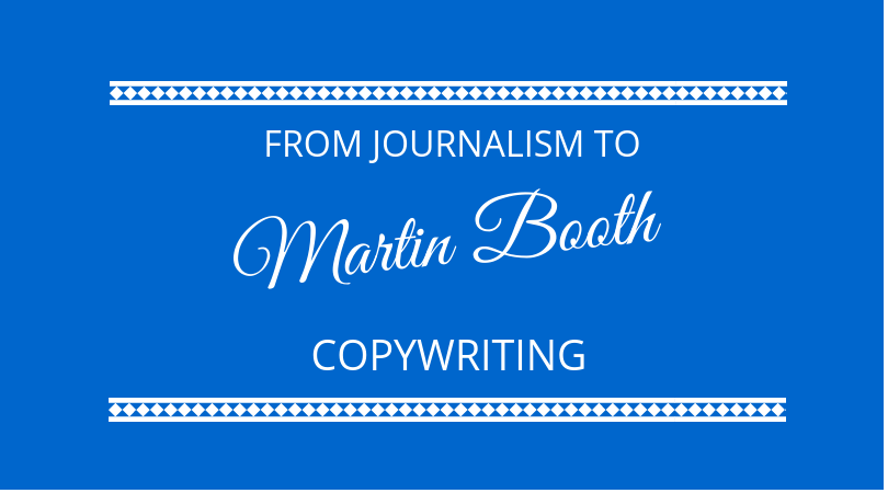 #148 Martin Booth – Copywriting