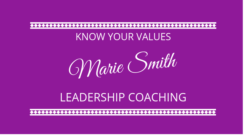Leadership coaching with Marie Smith on The Next 100 Days Podcast