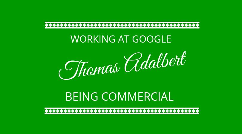#161 Thomas Adalbert – Being Commercial