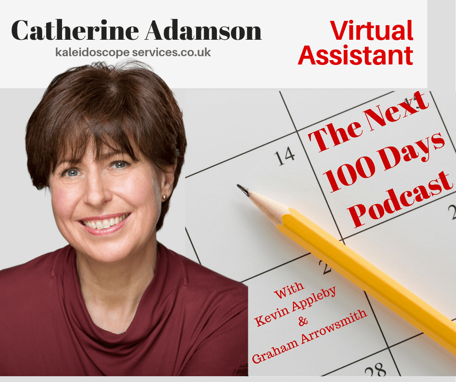 Virtual Assistant, The Next 100 Days Podcast