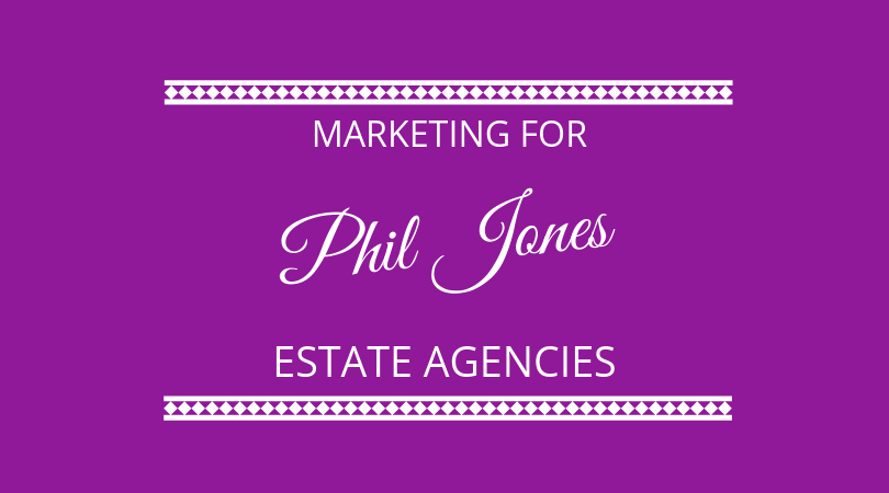 Marketing for estate agencies with Phil Jones on the next 100 days podcast with Kevin Appleby and Graham Arrowsmith
