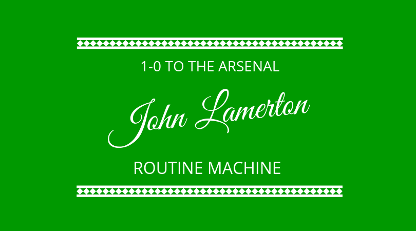 John Lamerton discusses Routine Machine on The Next 100 Days Podcast with Kevin Appleby and Graham Arrowsmith