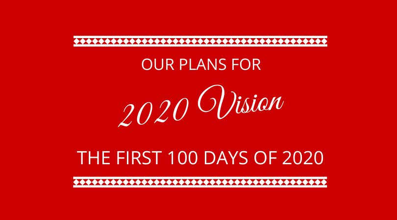 2020 Vision Graham Arrowsmith and Kevin Appleby talk about their plans for the first 100 days of 2020