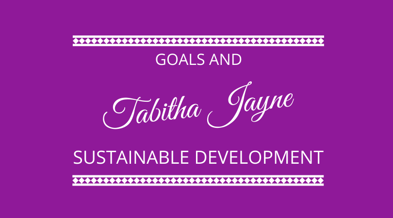 Tabitha Jasyne discusses sustainable development goals with Kevin Appleby and Graham Arrowsmith on the next 100 days podcast