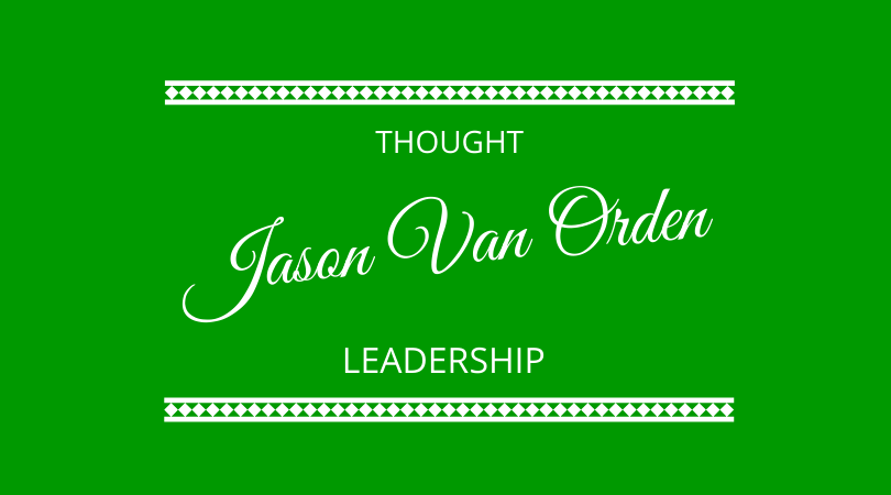 Jason Van Orden discusses Thought Leadership own The Next 100 Days Podcast