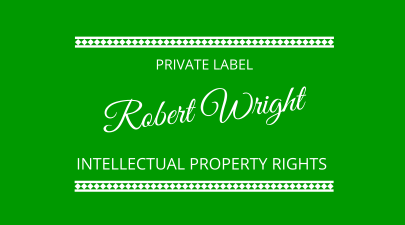 IPR for private label with Robert Wright on the nest 100 days podcast