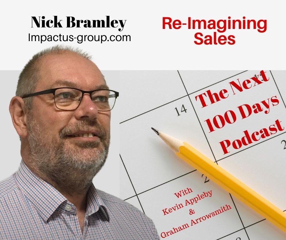Nick Bramley, impactus