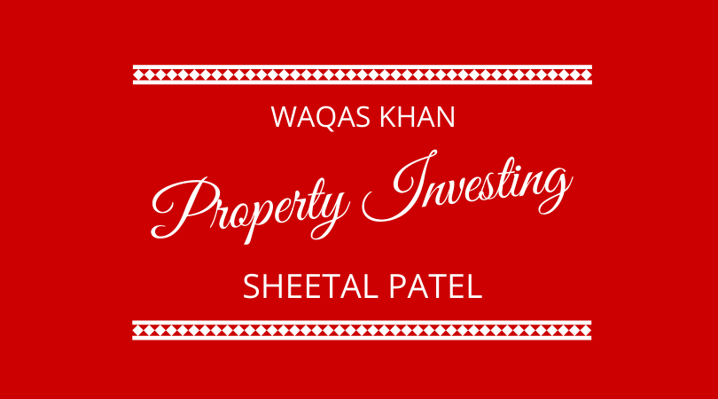 #260 – Waqas Khan & Sheetal Patel – Alternative Property Investing