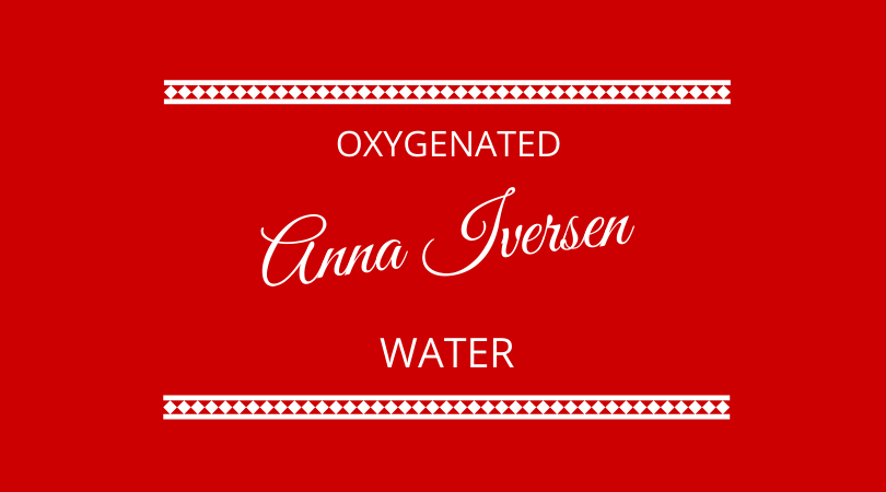 learn about the health benefits of oxygenated water Kevin Appleby and Graham Arrowsmith talk to Anna Iversen on the next 100 days podcast