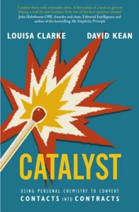 Catalyst, Book Cover, Louisa Clarke & David Kean, The Next 100 Days Podcast