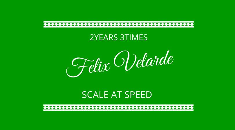 #287 – Felix Velarde – Scale at Speed
