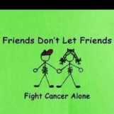 friends don't let friends fight alone