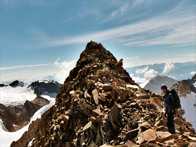 The Perfect Summit? - Bolivia, Quimsa Cruz