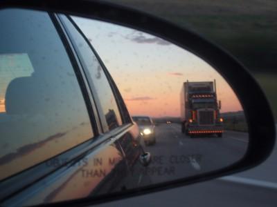 Rear view - Thom Allen
