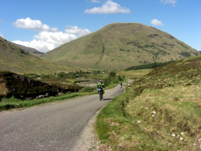 Cycling the Three Peaks