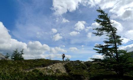 Walking Across Patagonia