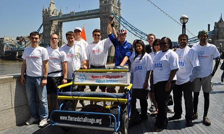 Rickshaw World Record