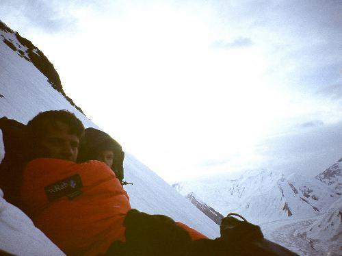 Kyrgyz 5,000m Bucket Seat