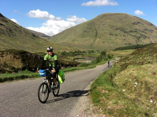 Don't Cycle Lands End John O'Groats