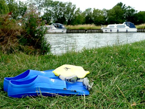 Wild Swimming Kit List
