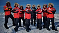 Kaspersky Commonwealth Antarctic Expedition