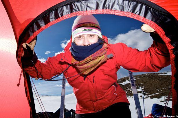 Kaspersky Commonwealth Antarctica Expedition (Photo: Robert Hollingworth)