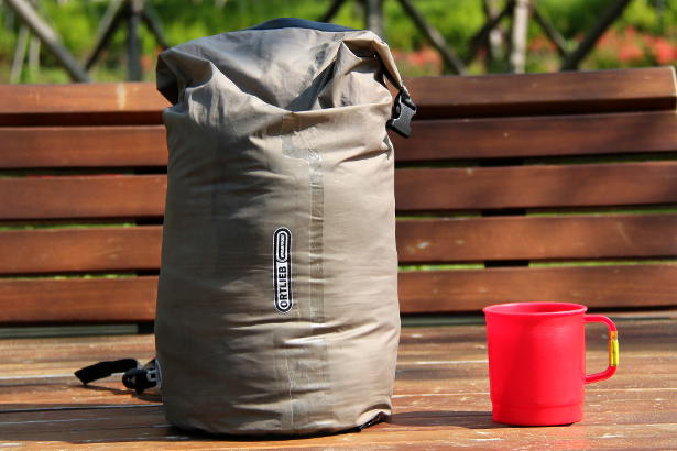 REVIEWED: Ortlieb Waterproof Compression Dry Bag w/Straps ...