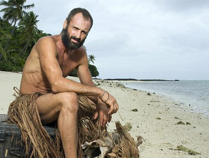 Ed Stafford - Expedition Beard