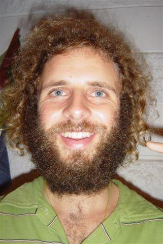 Rob Lilwall - Expedition Beard
