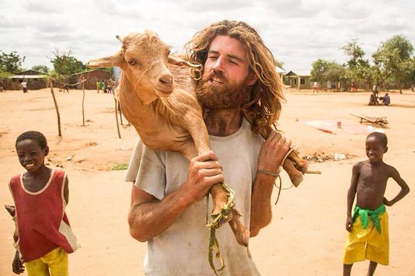 Expedition Beard - Charlie Walker