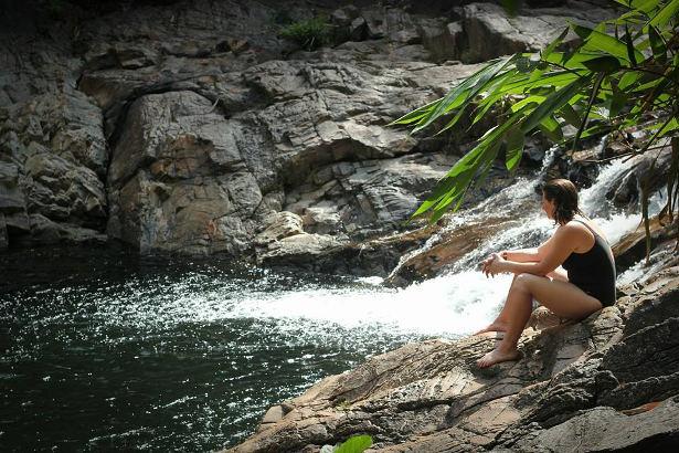 Malaysian Waterfall